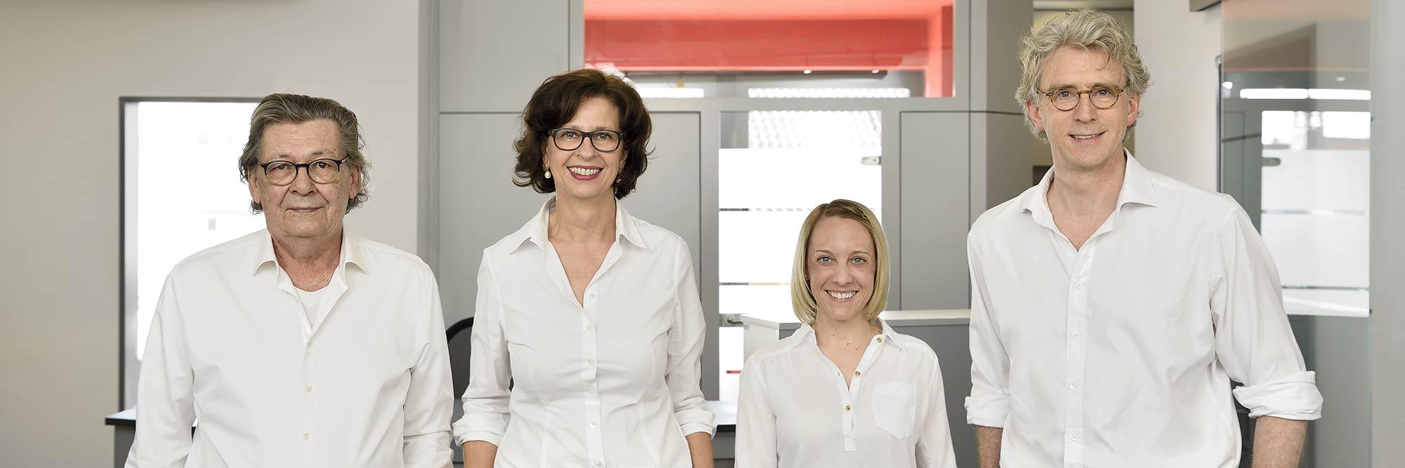 Das Ärzte-Team der Praxis für Allgemeinmedizin in Hemmingen Ortsteil Arnum bei Hannover